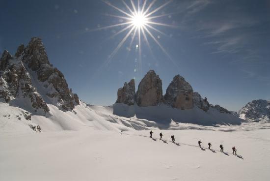 Alta Pusteria, Italia: Tre Cime / Drei Zinnen / Three Peaks 7