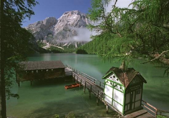 Alta Pusteria, إيطاليا: Lago di Braies / Pragser Wildsee