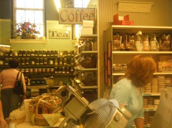 Soulard Farmers Market : Soulard. Spice Shop!