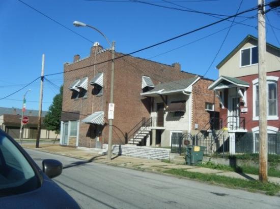 Saint Louis, MO: The Hill (Italian District), still class tours