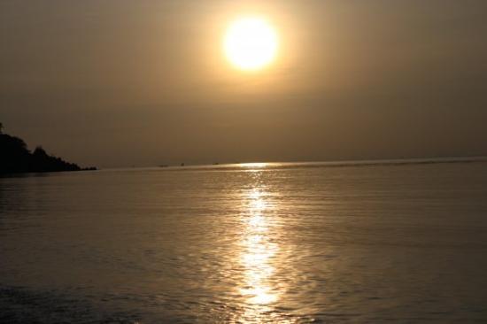 Ko Phangan, Thailand: TUNGGU SUNSET DI HAD YAO BEACH, KOH PHANGAN