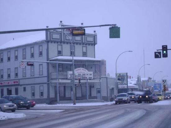 Έντμοντον, Καναδάς: Transit hotel
