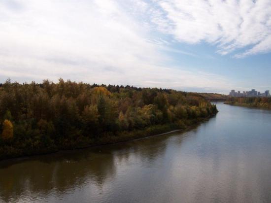 Bilde fra Edmonton