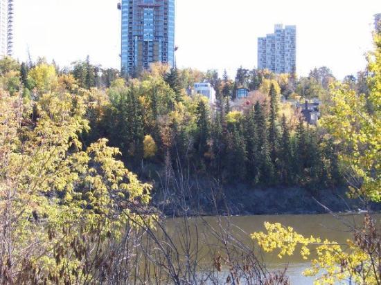 Edmonton, Canada: my river