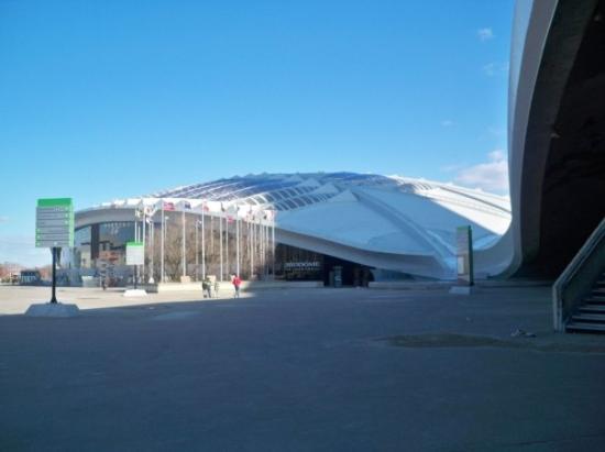 Biodome de Montreal: The Biodome!