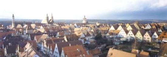 Wiesbaden, Tyskland: Rothenburg 1997