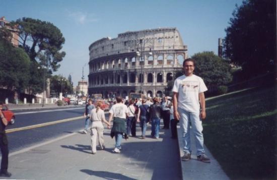 Colosseum: COLISEO ROMANO (ROMA,IT)