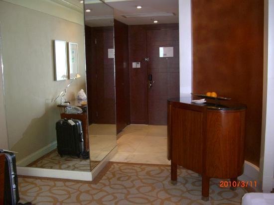 AG New World Manila Bay Hotel: 室内