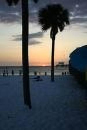 Clearwater Beach: Yeah.. It's not from today- But Hey It'll Look like that in about an Hour
