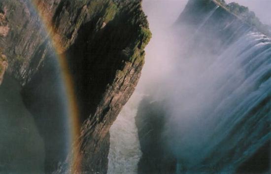 Victoria Falls, Zambia: Vic falls, Zambia, 2004