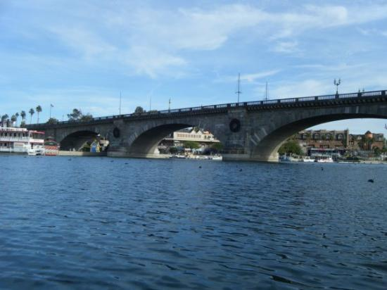 Lake Havasu City, AZ: London Bridge (yes the real one...it was brought here in the 70's)