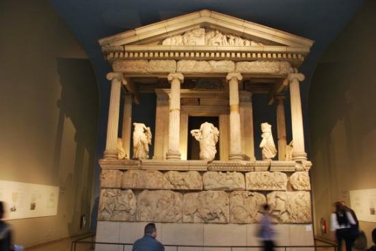 Bilde fra Britisk Museum