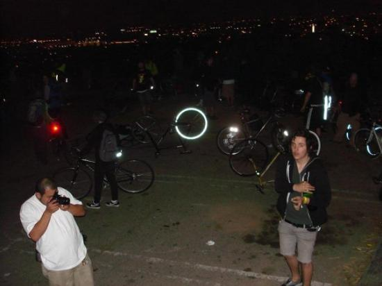 The NEW Ride: Type C / Culver City First lookout/chill spot