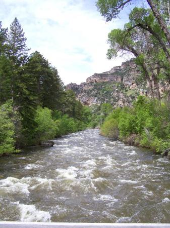 Sheridan, WY: or for hiking, kyaking..
