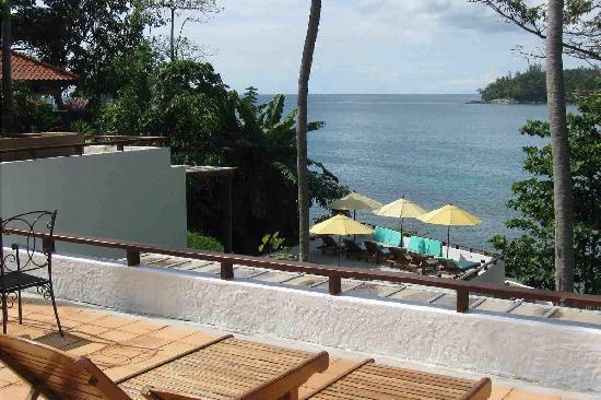 Villa Elisabeth: Sun Terrace