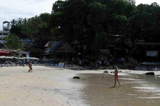 Villa Elisabeth: Kata Beach South End Near Villa