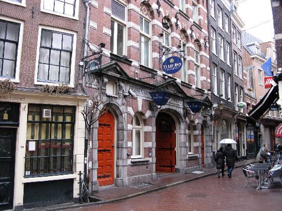 Best Western Dam Square Inn: Entrance