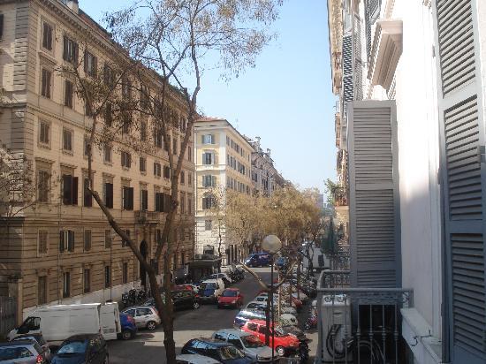 Residenza dei Quiriti : La rue