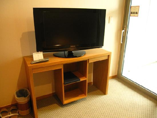 Hotel PJ Myeongdong: nice big tv