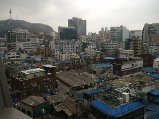 Hotel PJ Myeongdong: view of outside