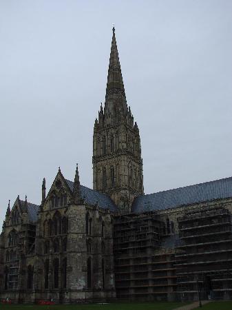 Salisbury Cathedral and Magna Carta: Salisbury Cathedral