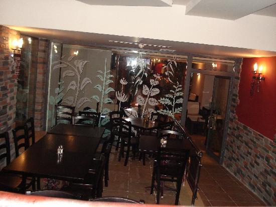 Tropicana Hotel: Restaurante