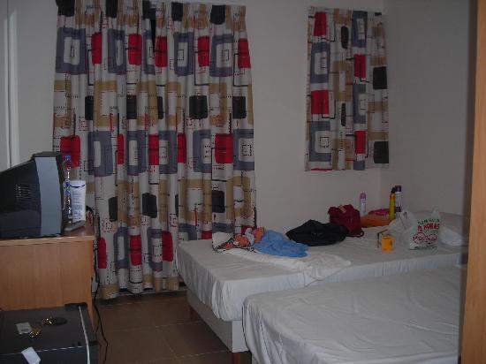 Tropicana Hotel: Habitación doble