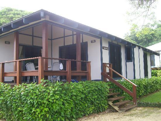 Island Magic Resort: A typical bungalow