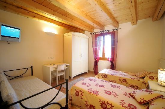 Monte degli Aromi: room