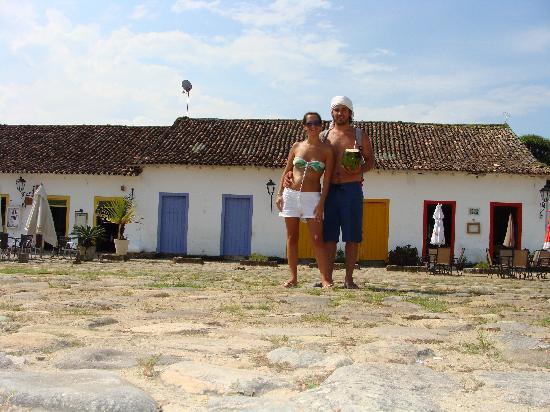 Hostel Sereia do Mar: Centro Histórico de Paraty
