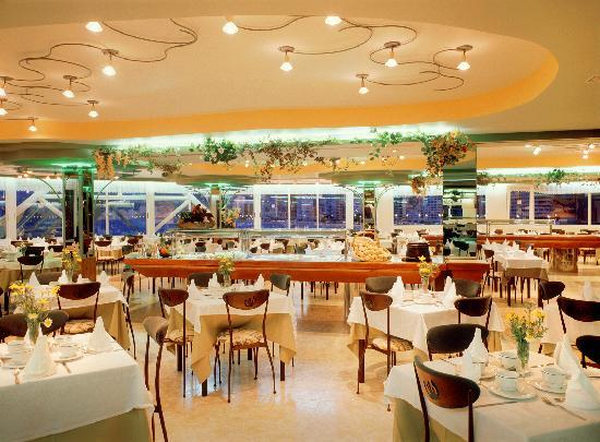 Hotel Benikaktus: Comedor
