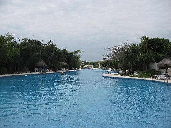 Grand Sirenis Riviera Maya Resort & Spa: Quiet Pool