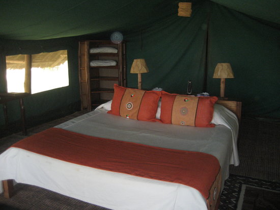 Eden Village Watamu Beach : tenda 5 stelle all'interno del parco Tsavo est