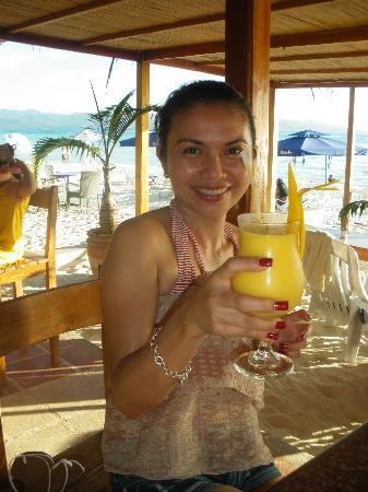 Boracay Beach Club: sunsets at ariel's house