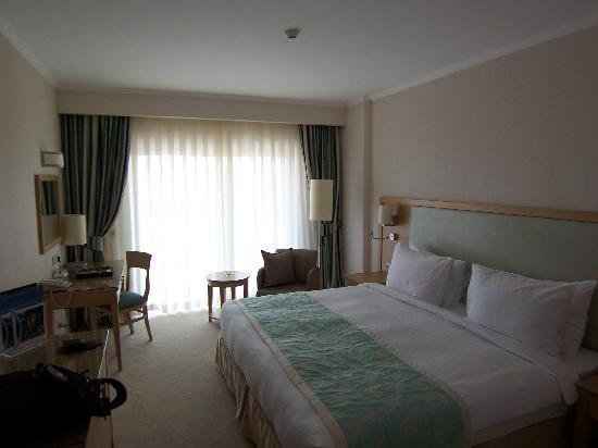 Radisson Blu Resort & Spa, Cesme: Deluxe Room with King Size bed