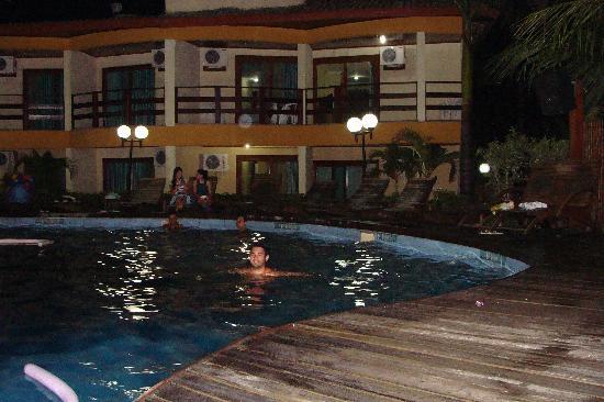 Sued's Plaza Hotel: Pileta