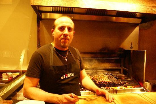 El bife : Grill Boss