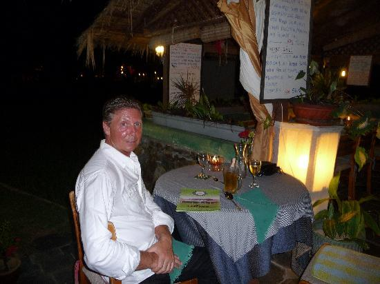 Meritus Pelangi Beach Resort & Spa, Langkawi: eating at Padi Cuisine