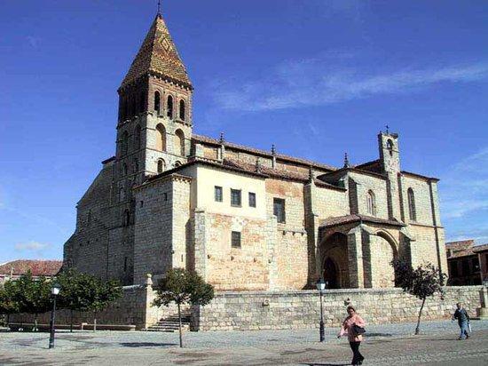 Palencia, Spain: Iglesia de Santa Eulalia, Paredes de Nava
