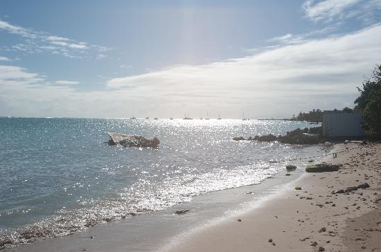 Saint Francois, Guadeloupe: Anse Kahouanne