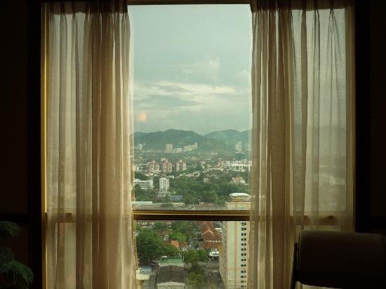 The Northam All Suite Penang: my view