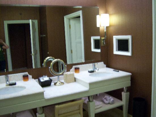 Wynn Las Vegas: Sinks