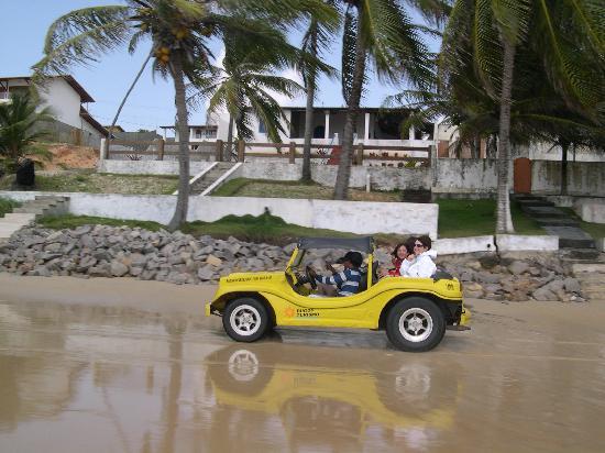 D Beach Resort: gita con buggy