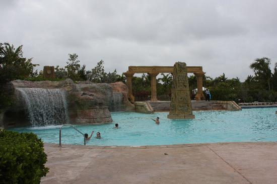 The Royal at Atlantis, Autograph Collection: One of the many pools & waterfalls
