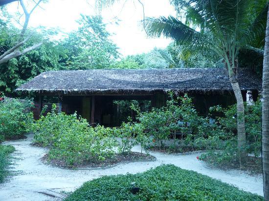Zeavola Resort: cabane de luxe