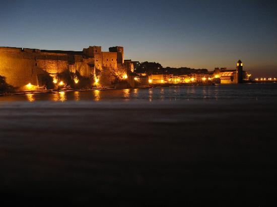 Hotel Boramar: Evening view
