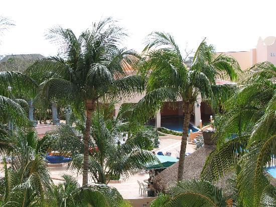 El Cozumeleno Beach Resort: View of one of the pool areas