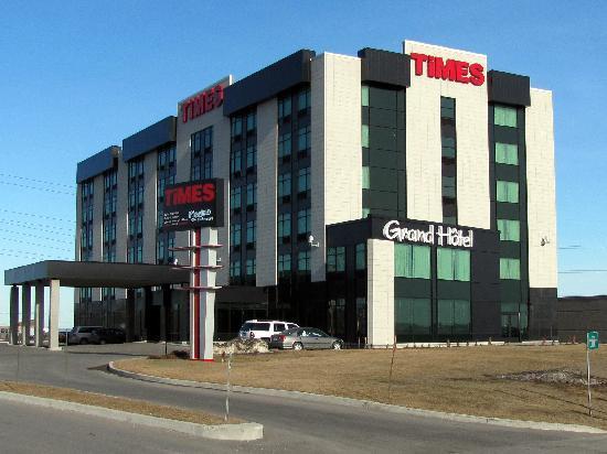 Grand Hotel Times Quebec Canada