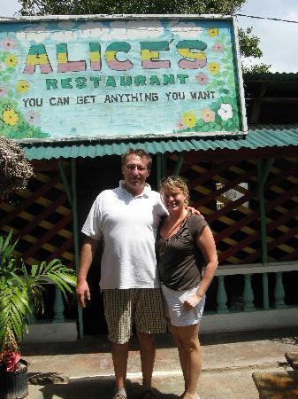 Alices Bar and Restaurant: Alice's Restaurant