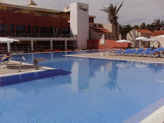 Caybeach Caleta: Pool area